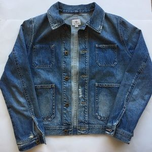 AG Denim Jacket!!
